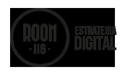 Room116 Estrategia Digital Logo (negro)